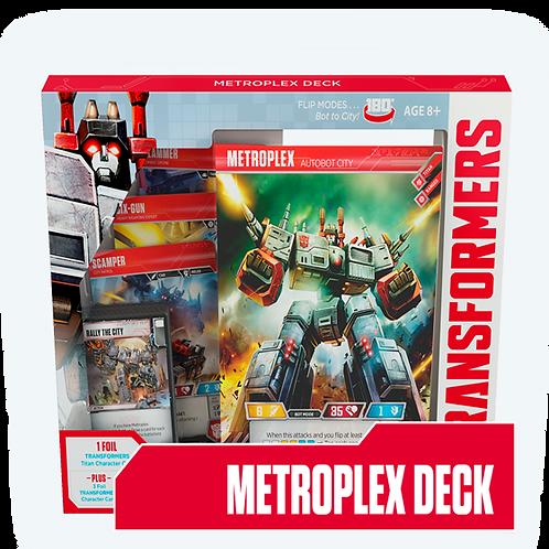 Metroplex Starter Deck