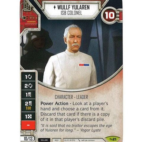 Wullf Yularen - ISB Colonel