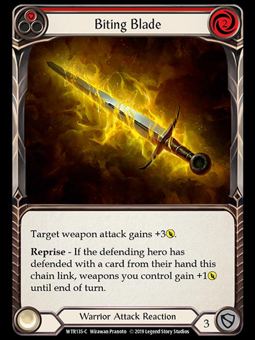 Biting Blade (Red)
