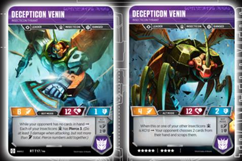 Decepticon Venin