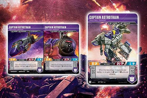 Captain Astrotrain