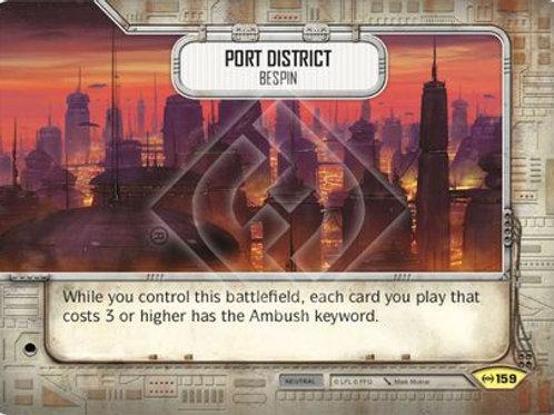 Port District