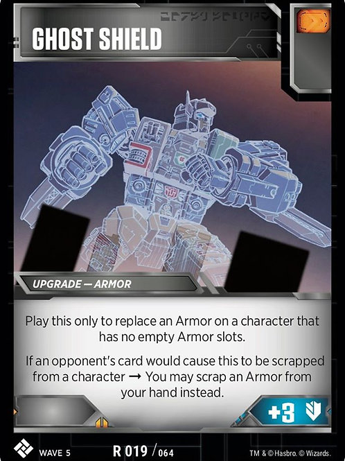 Ghost Shield