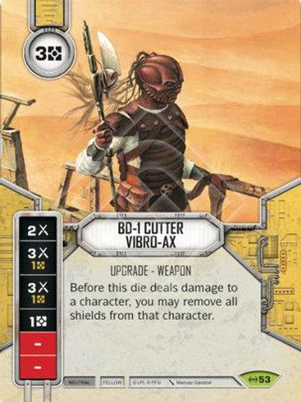 BD-1 Cutter Vibro-AX