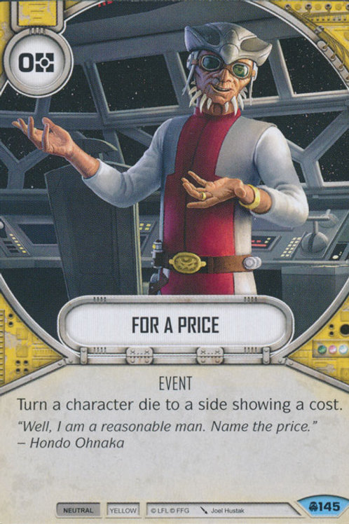 For a Price