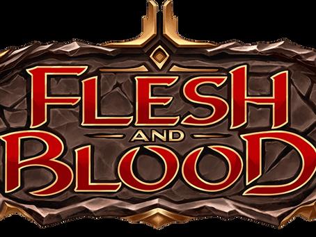 New Monarch Blitz Decks | Flesh and Blood TCG