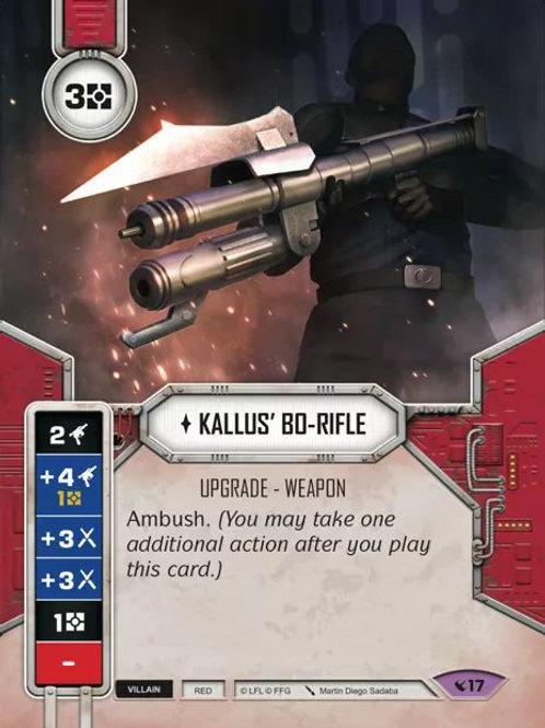 Kallus' Bo-Rifle