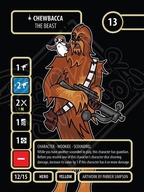 Chewbacca - The Beast