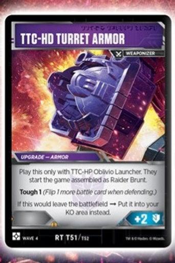 TTC-HD Turret Armor