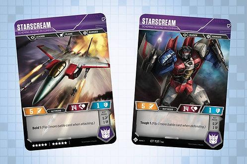 Starscream - Scheming Second-In-Command