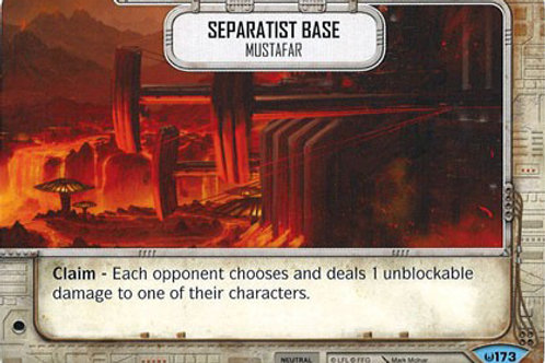 Separatist Base
