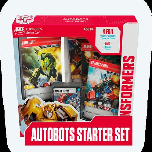 Autobot Starter Deck