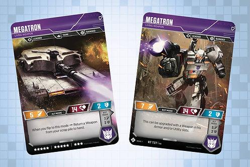 Megatron - Living Weapon