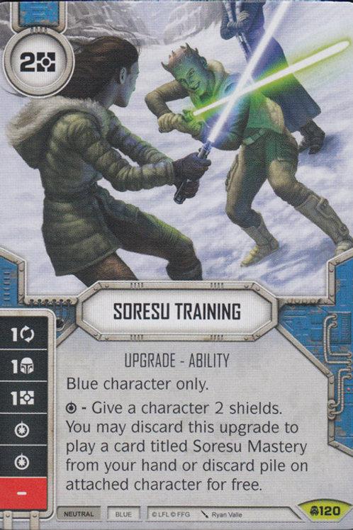Soresu Training