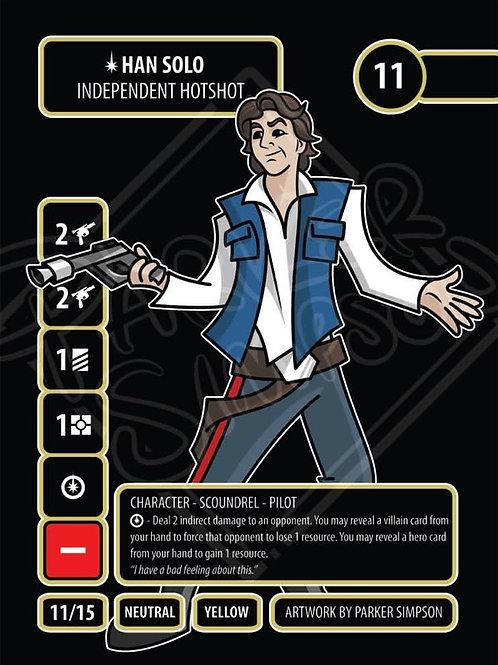 Han Solo - Independent Hotshot
