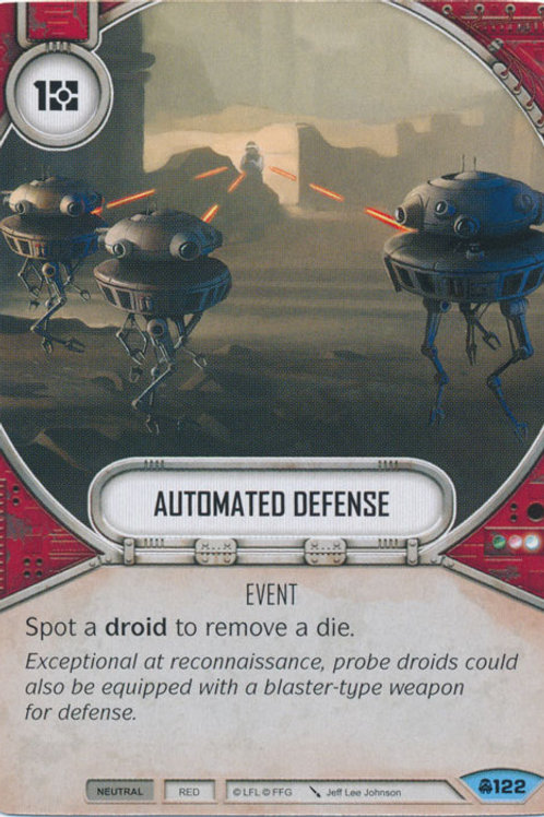 Automated Defense
