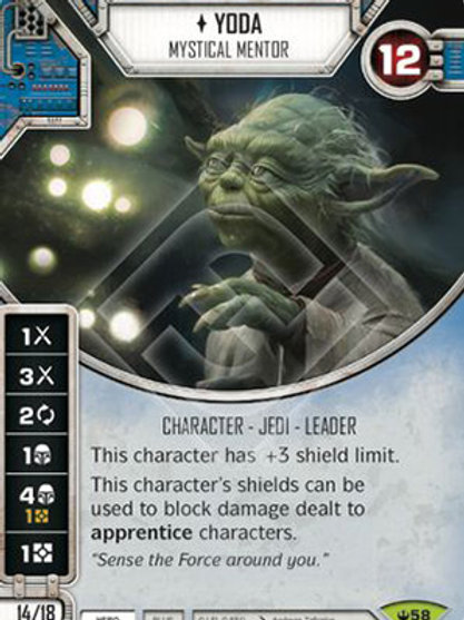 Yoda - Mystical Mentor