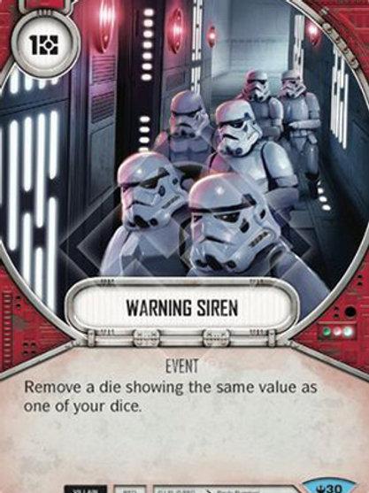 Warning Siren