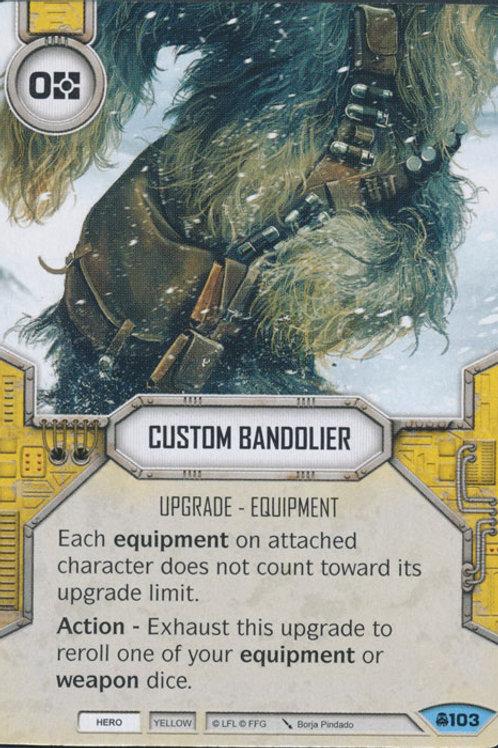 Custom Bandolier