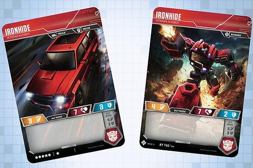 Ironhide - Veteran Autobot
