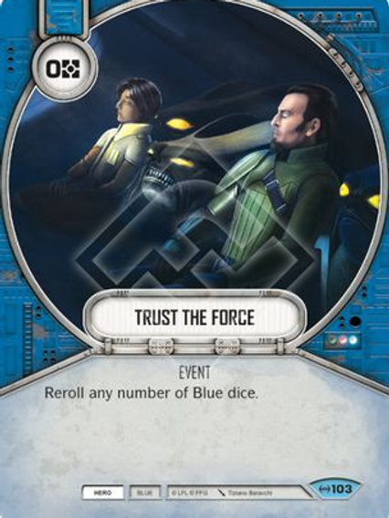 Trust The Force