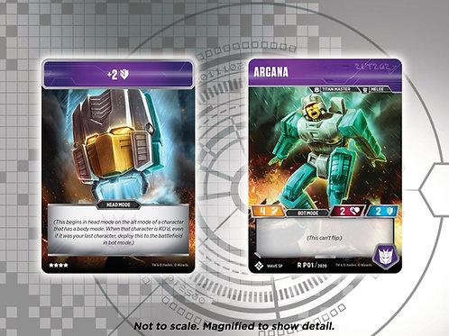 Arcana - W5 Promo