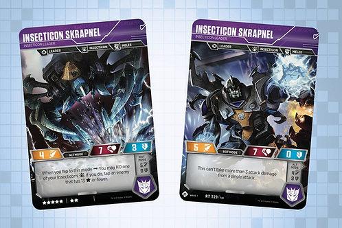 Insecticon Skrapnel - Insecticon Leader