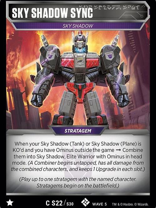 Sky Shadow Sync