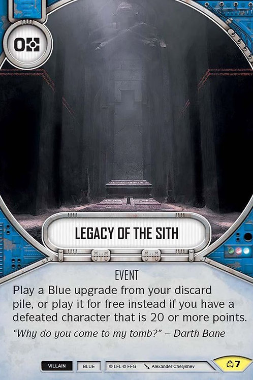 Legacy of the Sith