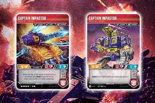 Captain Impactor