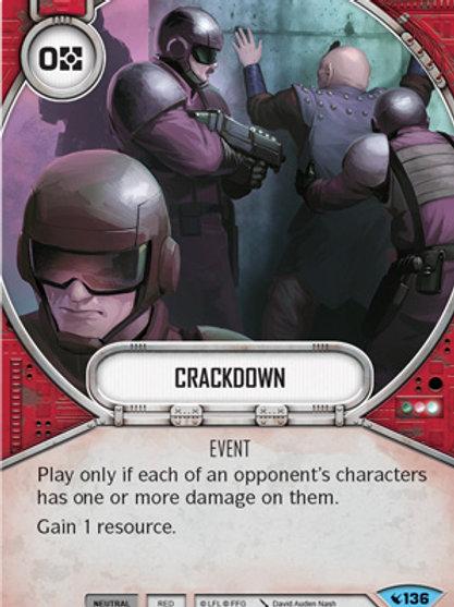 Crackdown