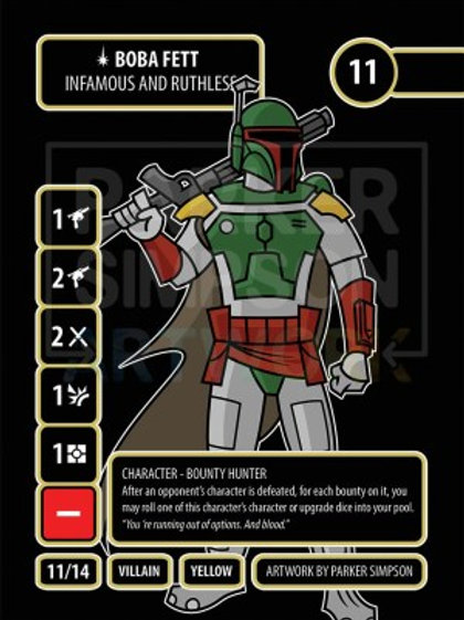 Boba Fett - Infamous and Routhless