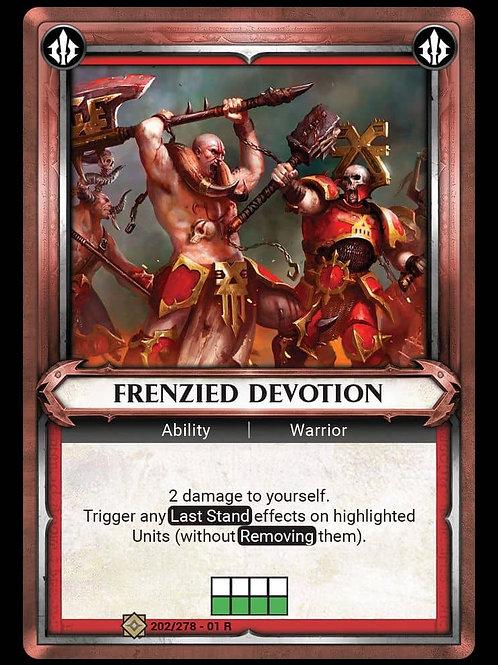Frenzied Devotion