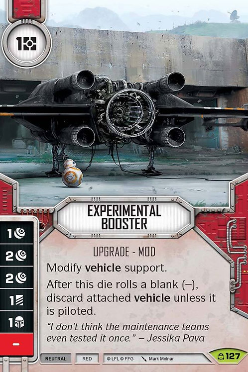 Experimental Booster