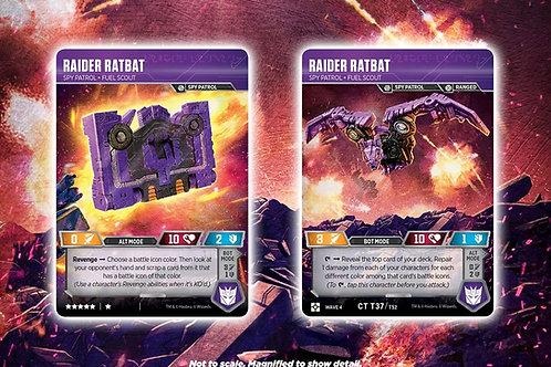 Raider Ratbat