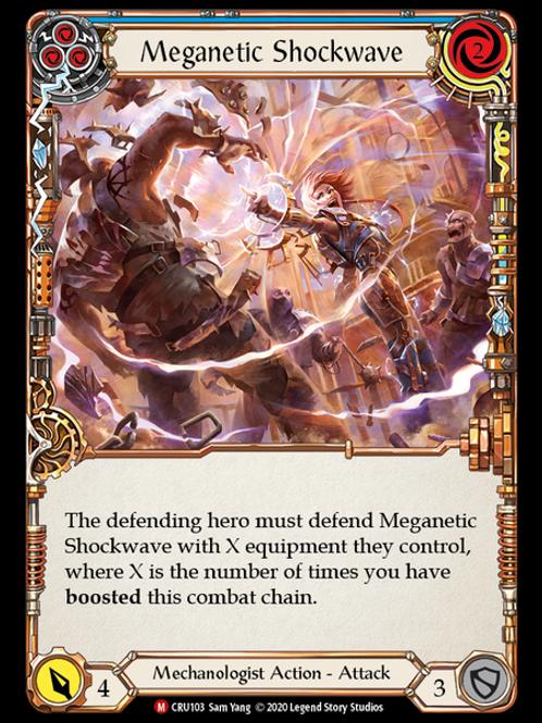 Meganetic Shockwave