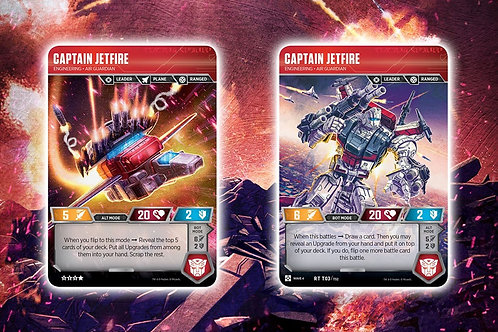 Captain Jetfire