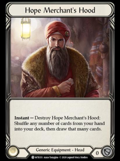 Hope Merchant's Hood (Rainbow Foil) WTR Unlimited