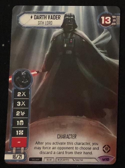 Darth Vader FFG Alt Art Promo