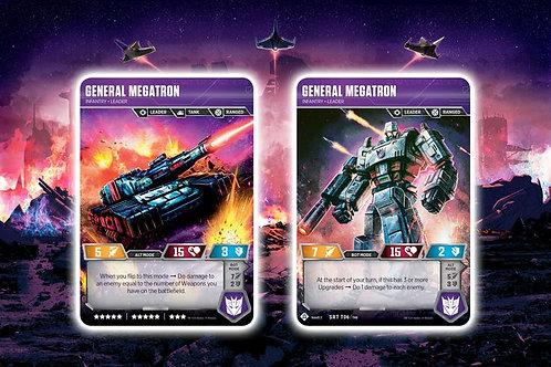 General Megatron