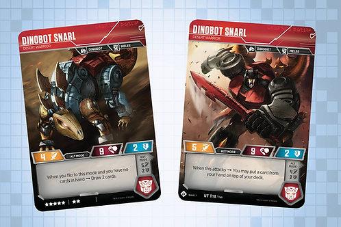 Dinobot - Snarl