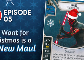 Jank It Up, Fuzzball Ep 5: All I Want for Christmas is a New Maul