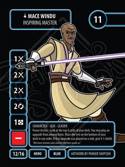 Mace Windu - Inspiring Master