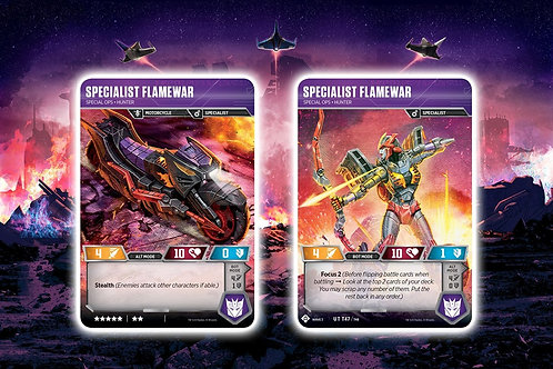 Specialist Flamewar