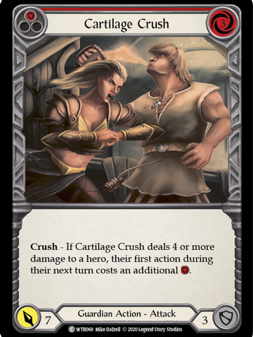 Cartilage Crush (Red) WTR Unlimited