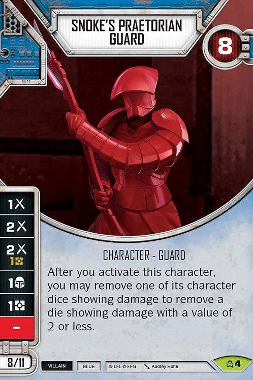 Snok'e Praetorian Guard