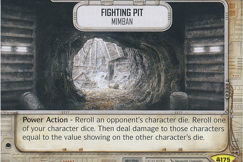 Fighting Pit