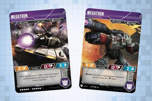 Megatron - Decpticon Leader