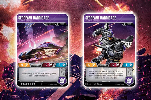 Sergeant Barricade