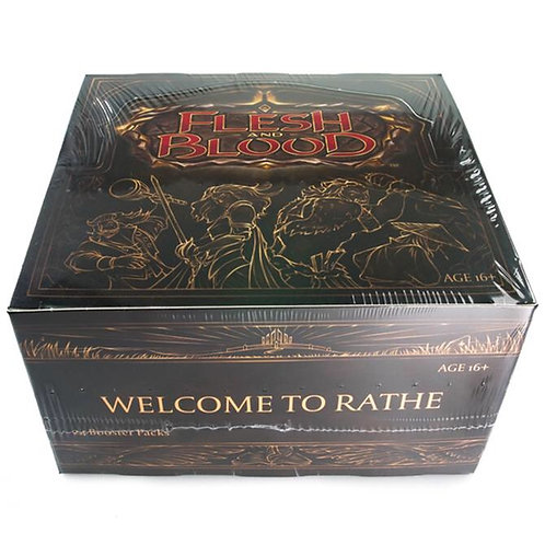 Welcome to Rathe Booster Box (Alpha Edition)
